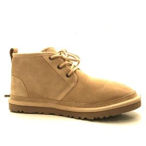 NEW UGG Women's Neumel Suede Laced Wool Boots